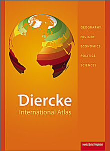 Diercke International Atlas für den bilingualen Unterricht von Westermann